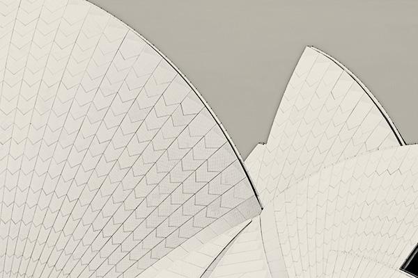 detalhe da opera house