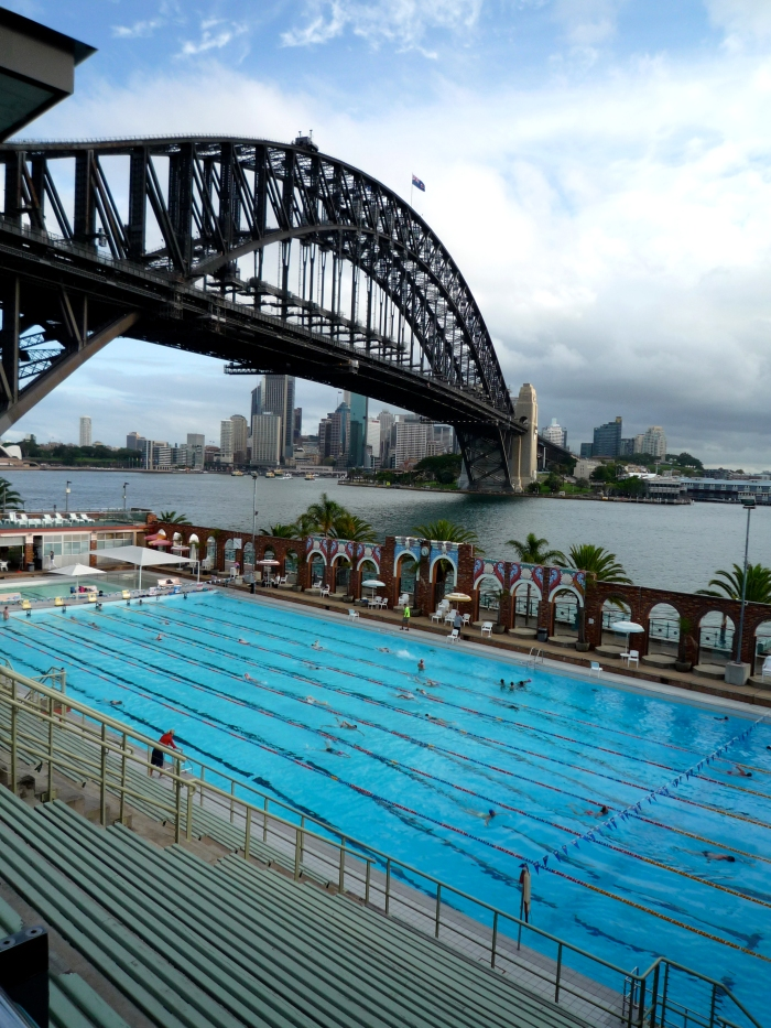 North Sydney Olympic pool© Ed Mitchell