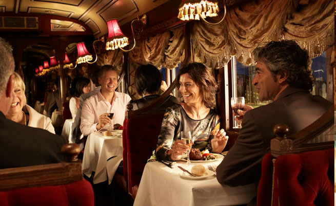 Tram Car Restaurant - Hero Image