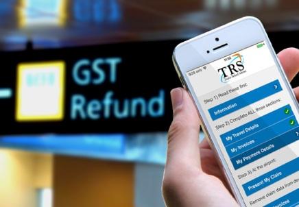 Evite a fila do Duty Free! Baixe já o aplicativo que permite solicitar a restituição de impostos viacelular!