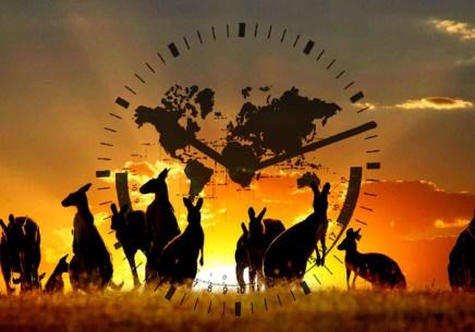 Ajuste Seus Relógios: Domingo começa o horário de verão naAustrália!