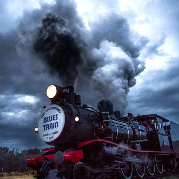 Port Ferry Blues Train